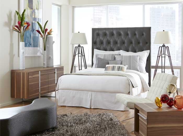 Stylish furniture rental in Yung Shue Wan